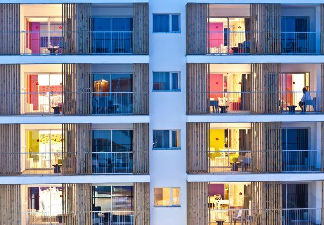 Exterior hotel Ryans Ibiza
