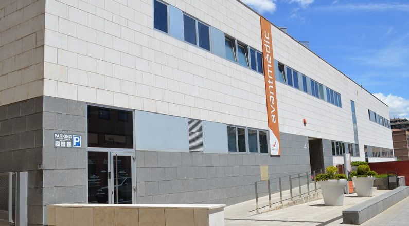 Centro médico Avantmèdic en Lleida